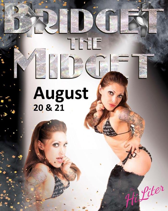 Bridget Promotional Poster